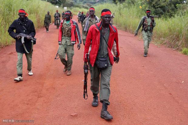 جنگ داخلی در سودان جنوبی