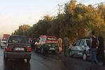 تصادف زنجیره ای خونین در محور قرچک- ری/۴ نفر کشته و زخمی شدند