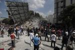 Senior MP condoles Mexicans over quake tragedy