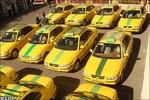 تعلیق کارت شهری راننده تاکسی متخلف در کرمانشاه/معرفی به تعزیرات