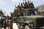 فلم/ شامی فوج کا دمشق کے مشرق میں آپریشن