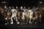 ۵۵ نامزد نهایی تیم منتخب سال فیفا معرفی شدند