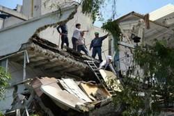 شمار کشته های زلزله مکزیک به ۲۴۸ نفر رسید