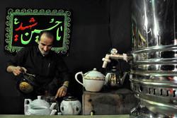 مواكب مدينة همدان تستقبل العائدين من مسيرة العشق /فيلم