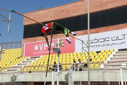 دو ومیدانی کاران قم در روز نخست لیگ امیدهای کشور ۵ مدال کسب کردند