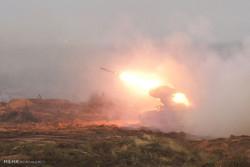 """مناورات الجيش الروسي في منطقة """"ريج"""""""