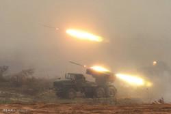 رزمایش نظامی روسیه