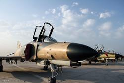 İran Ordusu Hava Kuvvetleri'nin tatbikatı