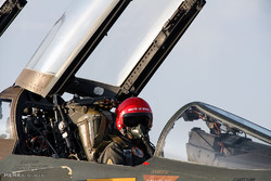 """مناورات القوات الجوية الإيرانية في مدينة """"بندرعباس"""""""