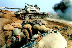 ۲۹۷ عملیات نظامی توسط لشکر ۱۶ زرهی قزوین صورت گرفت