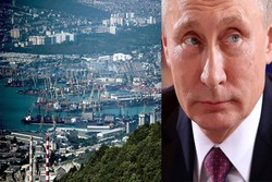 بوتين ينهي سيطرة الدولار الامريكي على المبادلات التجارية في الموانئ الروسية