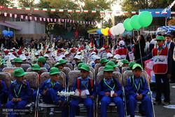 زنگ پدافند غیرعامل در مدارس مازندران نواخته شد