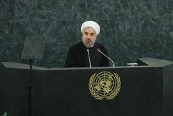 Ruhani'den BM Genel Kurulu'nda Trump'ın sözlerine sert yanıt