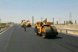 پروژه آسفالت معابر ۱۰ روستا در سلسله افتتاح شد