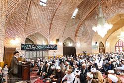 همایش طلایه داران تبلیغ در تبریز