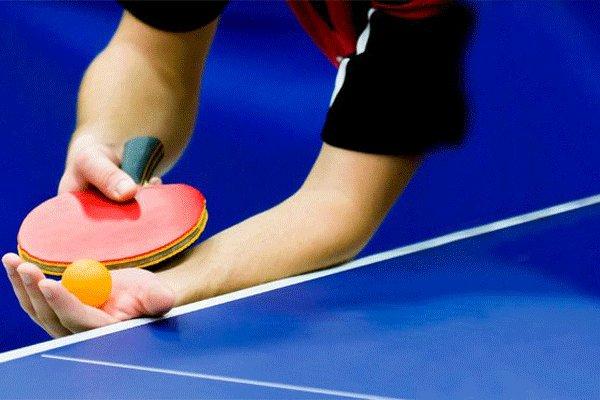 نفرات برتر تنیس روی میز جوانان استان مرکزی شناخته شدند