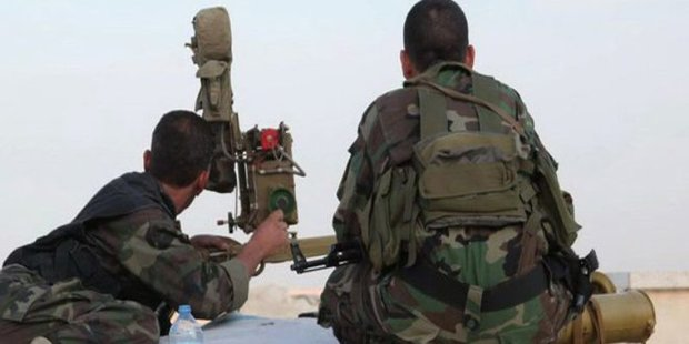 Syrian army confronts al-Nusra attack in Hama