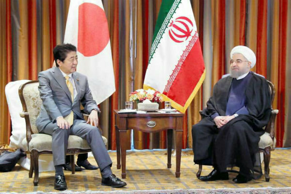 The odds of success for Japanese PM's visit to Iran