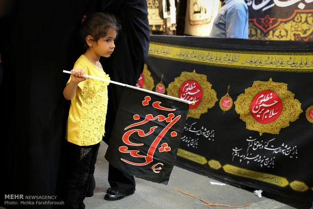 برگزاری نمایشگاه «عطر سیب» در آستانه ماه محرم