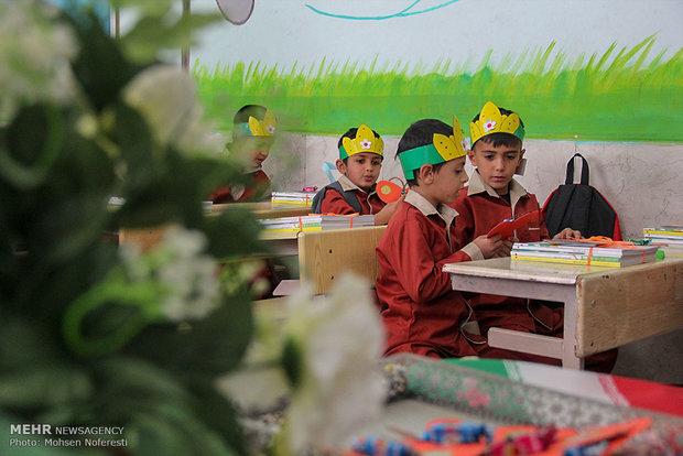 ۱۳۷ کلاس درس اول ابتدایی مختلط در استان سمنان وجود دارد