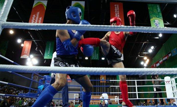 «موی تای» کار ملکانی مقام اول مسابقات کشوری را کسب کرد