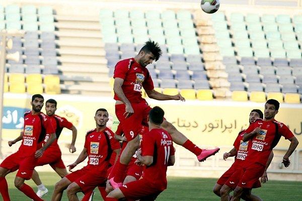 اسم زیبا برای تیم فوتبال برای رسیدن به داربی.