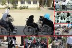 معلولان بهارستان؛ از پارک های نامناسب تا عدم اشتغال و فقدان آموزش