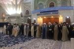 خبراء القيادة يجددون الميثاق مع الإمام الراحل