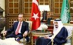 «رجب طیب اردوغان» و «ملک سلمان» تلفنی رایزنی کردند