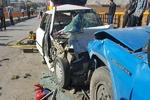 ۷ مصدوم در دو سانحه رانندگی اهواز و هویزه