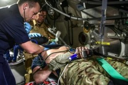۴ نظامی آمریکائی در تمرین آمادگیِ پیش از رزمایش ناتو زخمی شدند