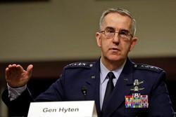 «جان هایتن»: دستور حمله هستهای غیرقانونی ترامپ را اطاعت نمیکنم