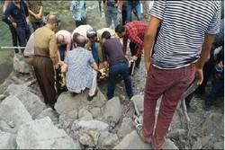 کوژرانی ۹ کەس لە هەرێمی کوردستان بە هۆی بوردومانی تورکیا