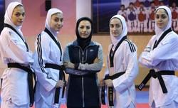تکواندو - تیم ملی بانوان