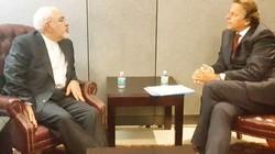 Zarif meets with Dutch, Brazilian, Chilean counterparts