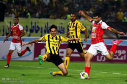 مشاهد من مباراة برسبوليس وسباهان اصفهان