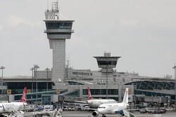 فرودگاه ترکیه
