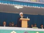 رمز سربلندی ایران اسلامی پیروی از مکتب حسینی است