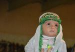 کربلا کے ننھے مجاہد کی یاد میں شیرخوار بچوں کا اجتماع(2)