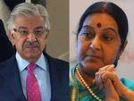 پاکستانی وزير خارجہ کی ہندوستانی وزير خآرجہ سے غیر رسمی ملاقات