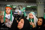 کربلا کے ننھے مجاہد کی یاد میں شیرخوار بچوں کا اجتماع(1)