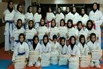 بانوان کاراتهکای هرسینی ۵۲ مدال رنگارنگ کسب کردند