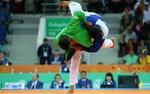 نایب قهرمانی ایران در رقابتهای کوراش قهرمانی آسیا