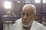 رهبر سابق اخوان المسلمین مصر درگذشت