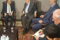 نشست مشترک وزرای خارجه لبنان و سوریه در نیویورک