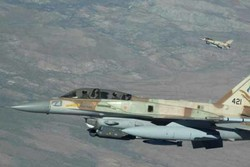 Zionist regime's fighter jets violate Lebanese airspace