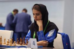 شطرنج - سارا خادم الشریعه