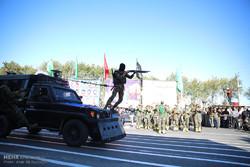رژه نیرو های مسلح در ساری / امیر علی رزاقی