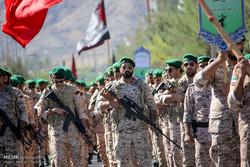 رژه نیرو های مسلح در بیرجند / محسن نوفرستی