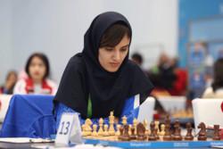 کسب نتایج درخشان توسط میترا حجازیپور در روز دوم